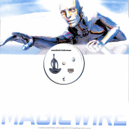 Front View : Bliss Inc - RADIANT REALITY - Magicwire / MAGIC018
