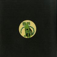 Front View : Saint Paul & Ethyene - SAINT ETIENNE EP - Better Listen Records / BLR016