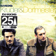 Front View : Kruder & Dorfmeister - DJ-KICKS (2LP) - !K7 Records / K7046LP / 05105101