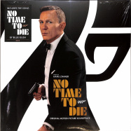 Front View : Hans Zimmer - BOND 007: NO TIME TO DIE O.S.T. (2LP) - Decca / 0882338