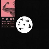 Front View : Y U QT - BUFF TRAXX 2 - Warehouse Rave / WRX18