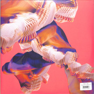 Front View : Bicep - ISLES (DELUXE NEON-ORANGE 3LP+MP3) - Ninja Tune / ZEN261DX