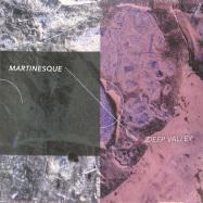 Front View : Martinesque - DEEP VALLEY (180G) - Adams Bite / ADAM004