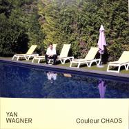 Front View : Yan Wagner - COULEUR CHAOS (WHITE LP) - Yotanka Productions / 20995