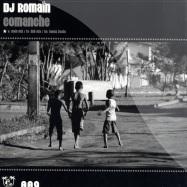 Front View : DJ Romain - COMANCHE - Haiti Groove / HGR009