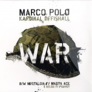 WAR ( FEAT. MASTA ACE & J DAVEY )