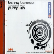 COOKING FOR PUMP KIN (CD)