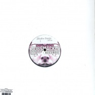 Front View : Luke Creed - STRAW DOGS - GOBSMACKED RECORDS / GOB022