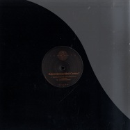 Front View : James Ruskin / Michaelangelo - SUBCONSCIOUS MIND CONTROL EP - Labrynth / LAB14