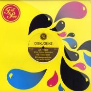 Front View : Diskjokke - 1987 (PRINS THOMAS + OST & KJEX RMXS) - Full Pupp / FP026