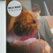 Front View : Milk Maid - YUCCA (CD) - Fatcat Records / fatcd108