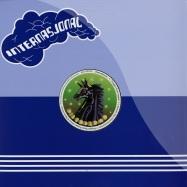 Front View : Discodromo - VIAGGIO VERSO PEGASO (PRINS THOMAS RMX) - Internasjonal / INT019