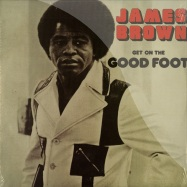 Front View : James Brown - GET ON THE GOOD FOOT (2X12) - Polydor / pd23004