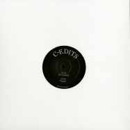 Front View : Unknown - TURN IT AROUND, PHYSICAL - C-Edits / CEDI002