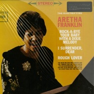 Front View : Aretha Franklin - THE ELECTRIFYING ARETHA FRANKLIN (LP, 180GR) - Music On Vinyl / movlp293