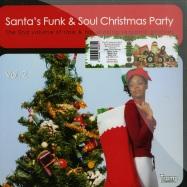 SANTAS FUNK & SOUL CHRISTMAS PARTY (LP)