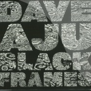 Front View : Dave Aju - BLACK FRAMES (CD) - Circus Company / CCCD015