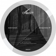 Front View : Jamie Curnock - TRANSPORTATION EP - Onnset / Onnst001