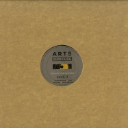Front View : Dax J - ESCAPE THE SYSTEM - ARTS / ARTSCOLLECTIVE004