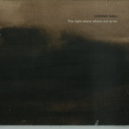 THE RIGHT PLACE WHERE NOT TO BE (CD)