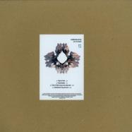 Front View : Korablove - AUTOCHROME (REMIXES BY SLAVAKI & ANONYM) - Elusive / ELSVREC024