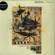 Front View : BRZZVLL - WAIHO (LP+MP3) - SDBAN ULTRA / SDBANULP05