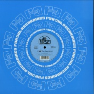Front View : AD Bourke / Raiders of the Lost Arp (ROTLA) - RAW (RON TRENT REMIX) (180 G VINYL) - Far Out Recordings / JD42