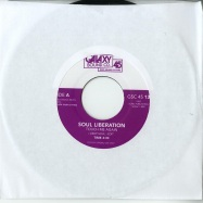 Front View : Soul Liberation/  Yasuko Agawa - TOUCH ME AGAIN / L.A. NIGHTS (7 INCH) - Galaxy Sound Co. / GSC45013