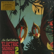 Front View : New Cool Collective - ELECTRIC MONKEY SESSIONS 2 (LTD BLUE 180G LP + MP3) - Music on Vinyl / MOVLP2022