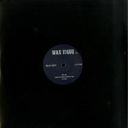 Front View : Willie Graff - LA TERRAZA EP (FEDERICO MOLINARI REMIX) (VINYL ONLY) - Wax Isgud / WISGUD005