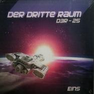 Front View : Der Dritte Raum - D3R-25 EINS (CD) - Harthouse / HHMA027-2 / 05153662