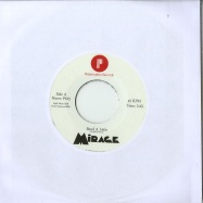 Front View : Mirage - BEND A LITTLE / I VE GOT THE NOTION (7 INCH) - Preservation Records / P015