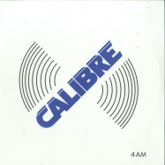 Front View : Calibre - 4AM (4LP + MP3) - 31 Recordings / 31RS4AM