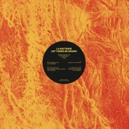 Front View : La Batterie - LET THERE BE DRUMS - Kalahari Oyster Cult / OYSTERTRIBE1