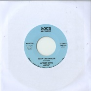Front View : Luther Davis Group - KEEP ON DANCIN / YOU (7 INCH) - Athens Of The North  / ATH073
