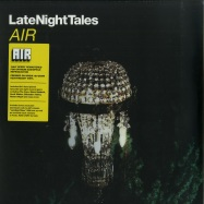 Front View : Air - LATE NIGHT TALES (180G 2LP + MP3) - Late Night Tales / ALNLP15