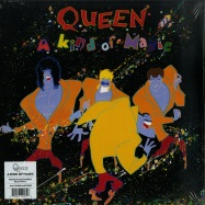 Front View : Queen - A KIND OF MAGIC (180G LP) - Queen Productions / 8205818