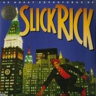 Front View : Slick Rick - THE GREAT ADVENTURES OF SLICK RICK (LTD 2LP) - Def Jam / 7726096