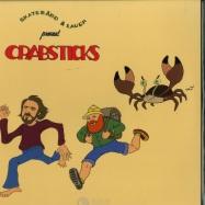 Front View : Skatebard & Lauer presents Crabsticks - SIEMPRE EN DOMINGO EP - Unknown To The Unknown / UTTU095