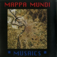 Front View : Mappa Mundi - MUSAICS (2X12 INCH) - Midnight Drive / Drive006