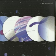 Front View : Komey / Wyro - SPACE EP (180G / VINYL ONLY) - Tea Room Records / TE001