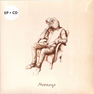 Front View : Mooneye - MOONEYE EP (LP + CD) - Mayway Records / mayway007ep