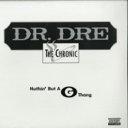 Front View : Dr. Dre - NUTHIN BUT A G THANG (RSD 2019) - Death Row / 783201
