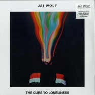 Front View : Jai Wolf - THE CURE TO LONELINESS (WHITE LP) - Mom + Pop / MP376 / 8937069