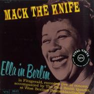 Front View : Ella Fitzgerald - MACK THE KNIFE - ELLA IN BERLIN (LP) - Verve / MG V-4041 / 5352710