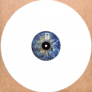Front View : Wavebndr - BLUE EYE EP (WHITE VINYL) - Zodiak Commune Records / ZC020