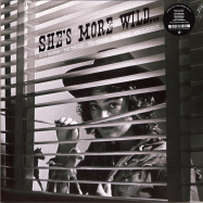 Front View : Various Artists - SHES MORE WILD (LP) - Black Truffle / Black Truffle 059