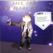 Front View : David Lynch & Jack Cruz - THE FLAME OF LOVE (7 INCH) - Sacred Bones / SBR252 / 00140427