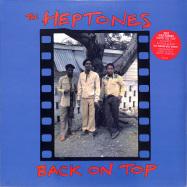 Front View : Heptones - BACK ON TOP (RED 180G LP) - Burning Sounds / BSRLP900