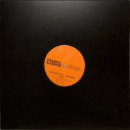 Front View : Frankel & Harper - CROUCHING TIGER EP (180G VINYL) - Council Work / CWR004
